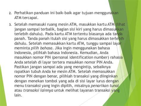 bahasa indonesia prosedur kompleks teks prosedur kompleks bahasa indonesia citra pramita