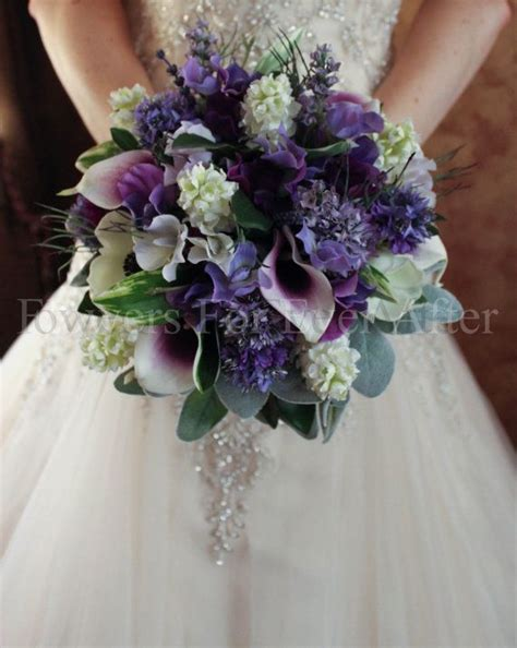 32 best images about Wedding Flowers Purple on Pinterest
