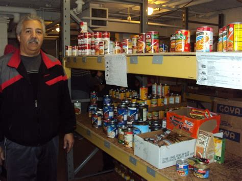 who runs area food pantries southeast ny patch