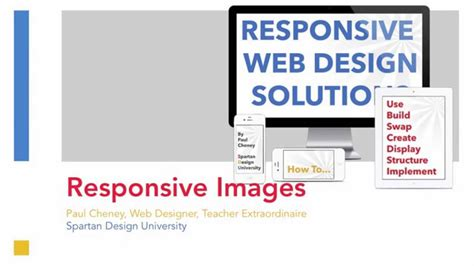 responsive layout youtube responsive web design using responsive images youtube
