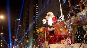 magnificent mile lights festival features a parade s worth