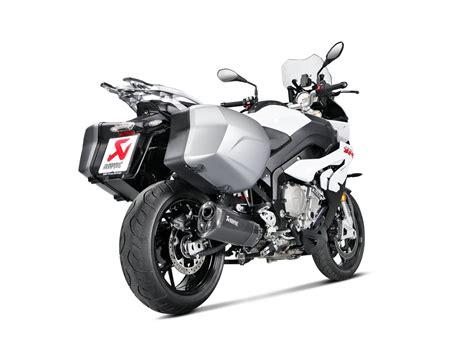 Auspuff Motorrad Bmw by Akrapovic Auspuff Bmw S 1000 Xr Motorrad News
