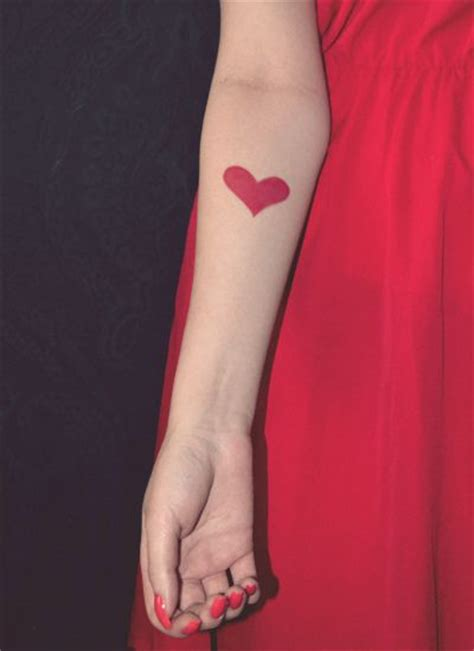 tattoo placement tester 17 best ideas about red tattoos on pinterest forearm