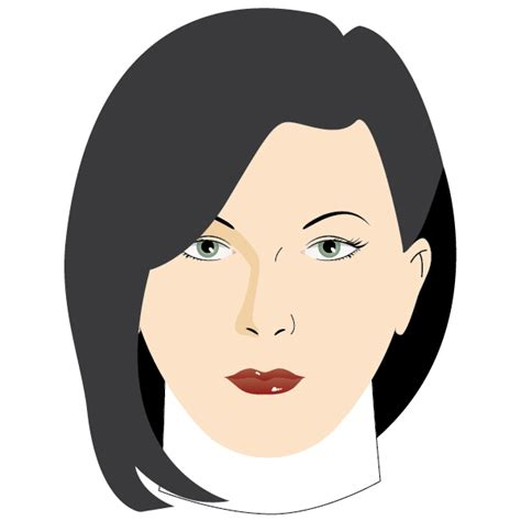 human vector tutorial modeling the human face in illustrator
