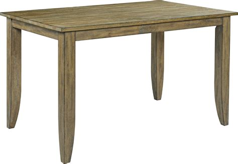 60 X 60 Counter Height Dining Table The Nook Oak 60 Quot Counter Height Dining Table From Furniture Coleman Furniture