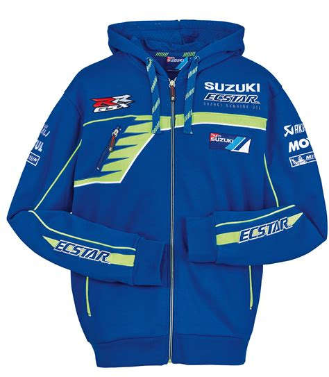 Suzuki Merchandise New Product Team Suzuki Ecstar Apparel Bike Review