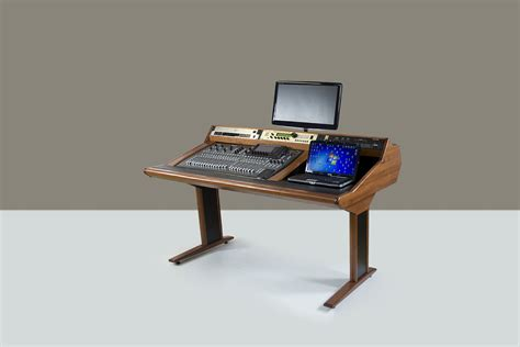 Media Workstation Desk by Zaor Reveals Marea Media Workstation Sonic Boom Bap