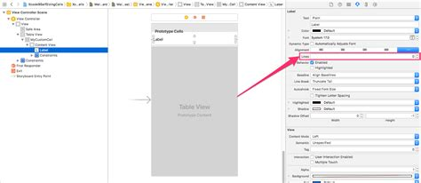 xcode layout labels ios 11 xcode 9 新機能 uitableviewのself sizingがデフォルトになりました