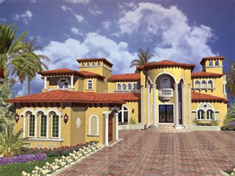 Spanish Style House Plans by Small Spanish Mediterranean Homes Spanish Mediterranean