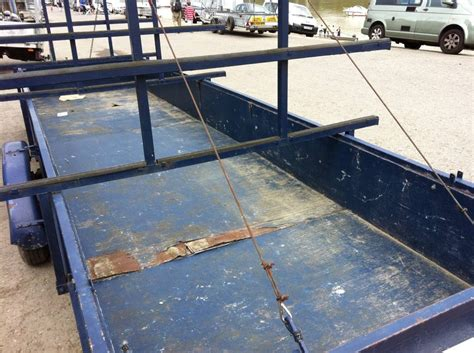 boat trailer hire south west secondhand trailers general purpose boat trailer