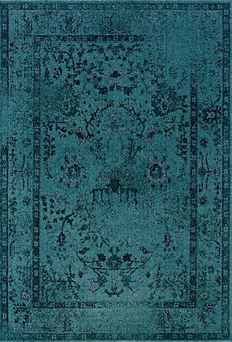 Overstock Teal Rug by Teal Gray Area Rug Eclectic Rugs By Overstock