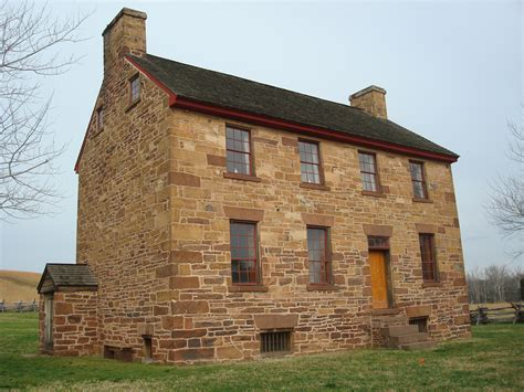File Stone House Manassas Jpg Wikimedia Commons