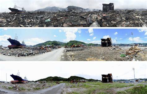 imagenes extrañas en tsunami japon fotos a toda pantalla as 237 est 225 jap 243 n seis meses despu 233 s