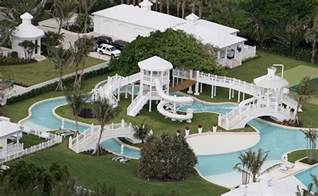 Backyard Olympic Games Celine Dion S New 20 Million Home In Florida Has An