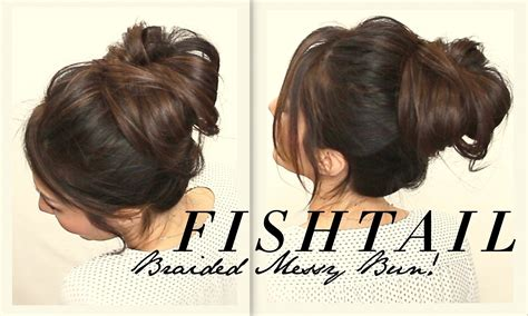 messy bun procedure how to make bun hairstyles for long hair all hair style