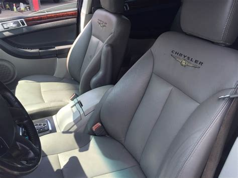 2007 Chrysler Pacifica Tire Size by 2007 Chrysler Pacifica Interior Pictures Cargurus