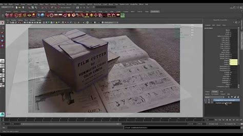 renderman for maya pixars renderman camera projection mapping in maya with renderman youtube
