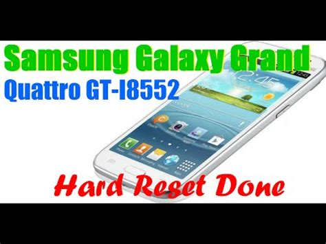 hard reset samsung quattro how to hard reset unlock google pattern lock samsung