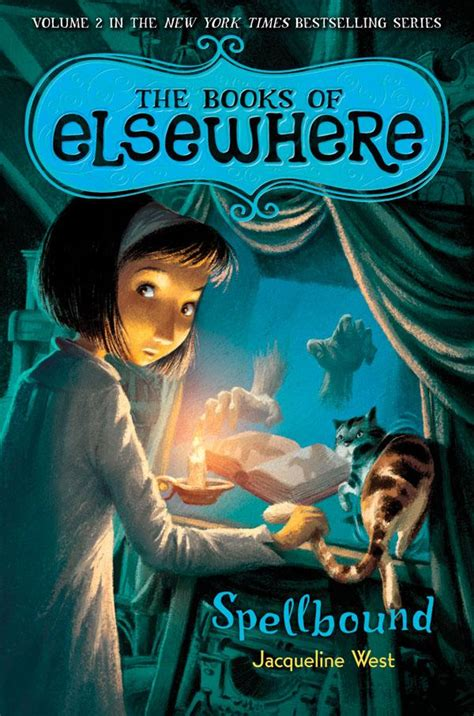 elsewhere volume 1 books junior library guild spellbound the books of elsewhere