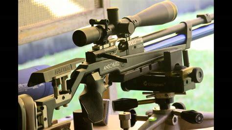 air rifle bench rest br25 benchrest 25 meters airgun youtube