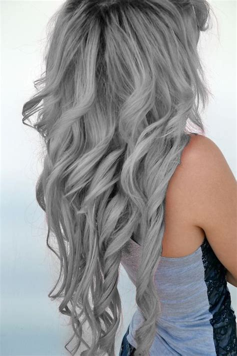 grey hair on pinterest silver hair google search hair style ideas pinterest