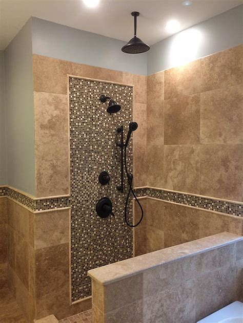 Bathroom Tile Ideas On A Budget by Custom Showers