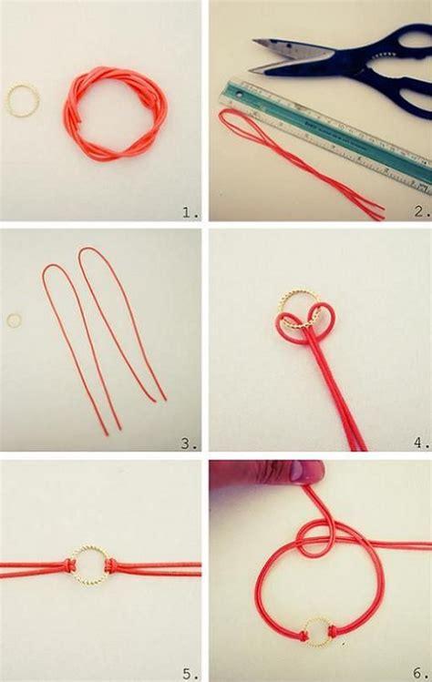 nudo para hacer pulseras aprende a hacer nudos corredizos para pulseras un cierre
