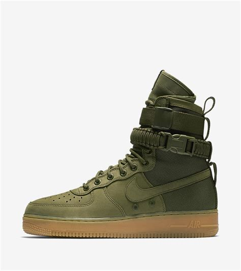 Nike Air 1 Special Field Wheat Brown nike air 1 olive green wheat