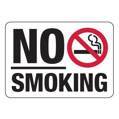 no smoking sign where to buy no smoking sign emedco