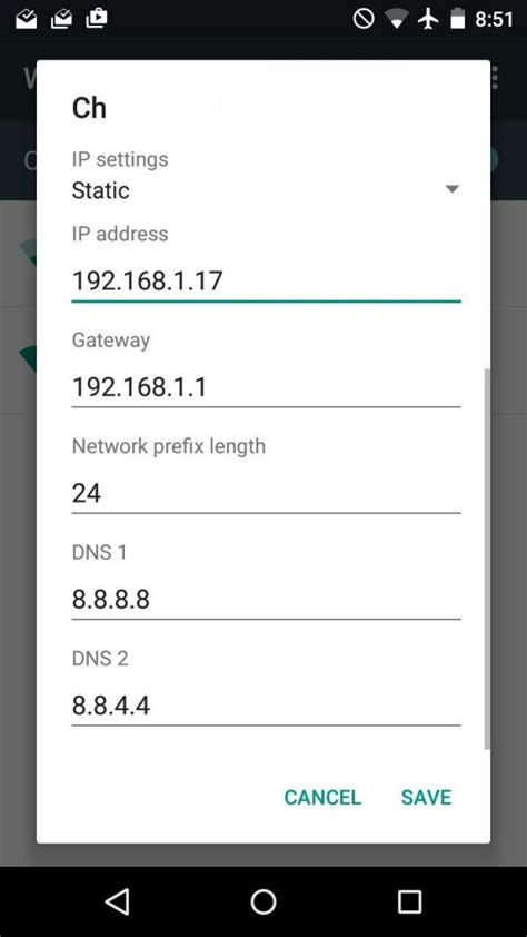 Android Ip Address by How To Fix Obtaining Ip Address Problem With Wi Fi In Android