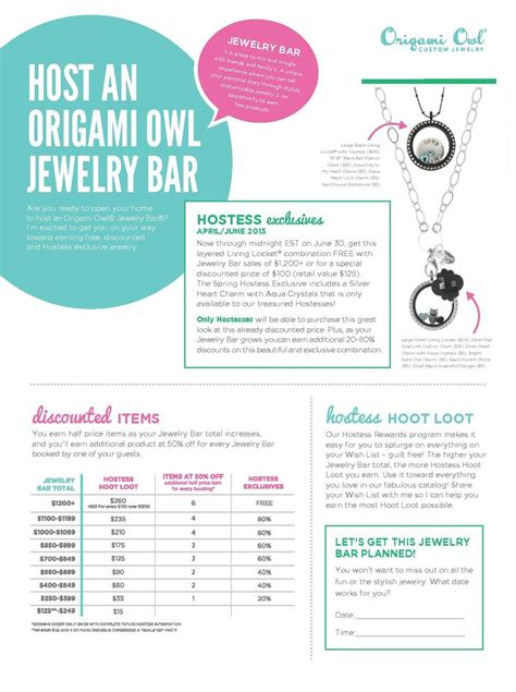 Host An Origami Owl - pin by bolton on for work