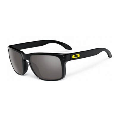Oakley Sunglass 927217 Vr 46 oakley holbrook vr 46 sunglasses in polished black
