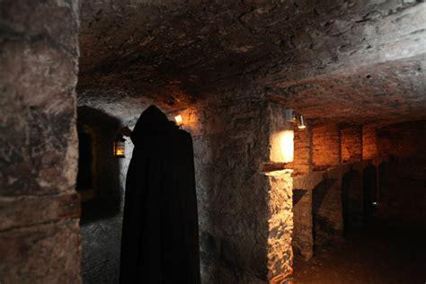 explore underground vault in edinburgh edinburgh s underground secrets