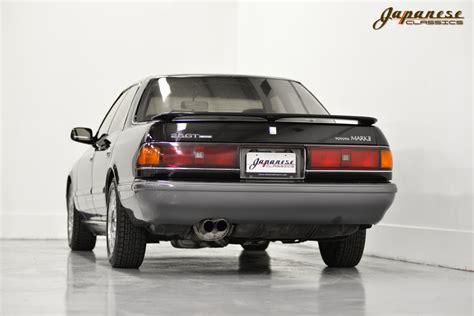 Toyota 2 1992 Model Japanese Classics 1990 Toyota Ii Jzx81
