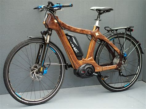 E Bike Bosch Motor by E Bike Bosch Drive Made Wooden Bikes