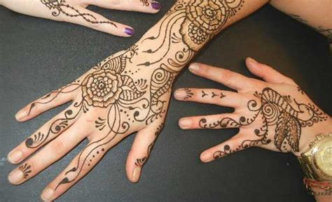 traditional mehndi designs for diwali