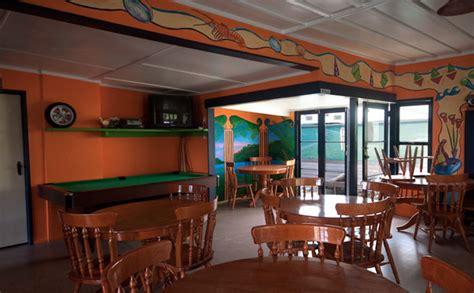 stray restaurant restaurant stray possum lodge