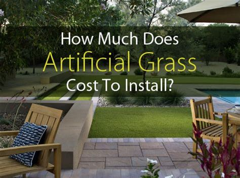 how much does it cost to sod a backyard best 25 artificial grass installation ideas only on
