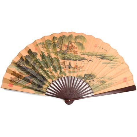 Paper Fans - large paper fan style d
