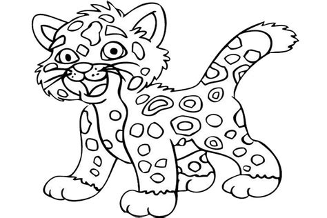 coloring pages baby jaguar baby jaguar coloring pages coloring home