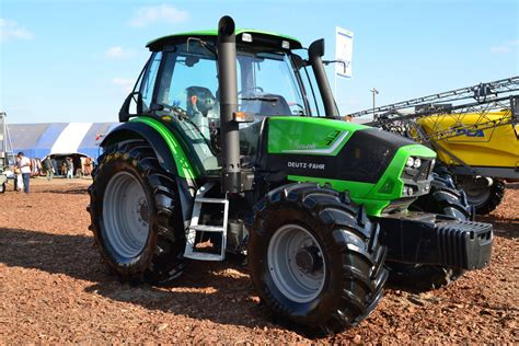 tractor deutz fahr agrotron   maquinac