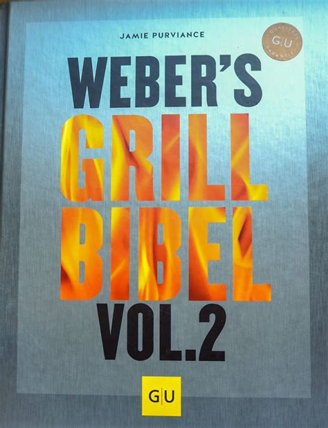 Buchbesprechung Weber S Grill Bibel Vol 2 Jamie