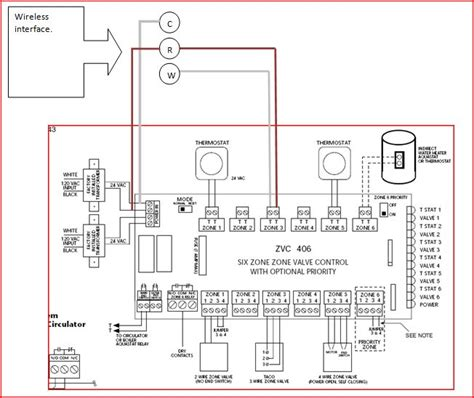 taco zone valve wiring diagram for two get free image