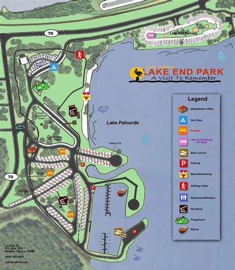 the daily review city louisiana lake end rv cground municipal park city la