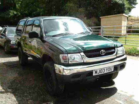 Toyota 2 Diesel Toyota 2003 Hilux 2 4 D4d Diesel Manual Car For Sale