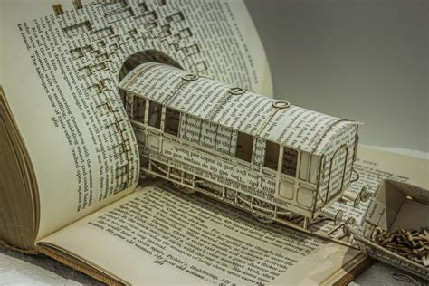 how to design your art book book sculpture illustrates ocd with a derailed typography