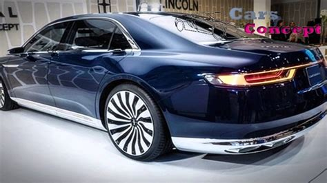 lincoln 2017 car 2017 lincoln town car concept best new cars performance