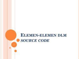 Elemen Elemen Mesin Dalam Perancangan Mekanis Jilid 1 ppt gambar elemen mesin powerpoint presentation id 1414219