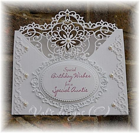 Heartfelt Handmade - again using the spellbinders heartfelt creations blossom