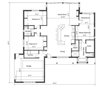 2000 Square Foot Ranch House Plans by 2000 Square Foot Ranch House Plans New Home